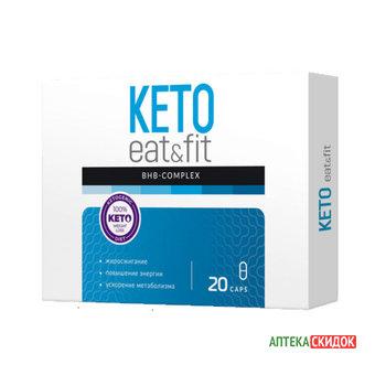 купить Keto Eat&Fit в Борисове